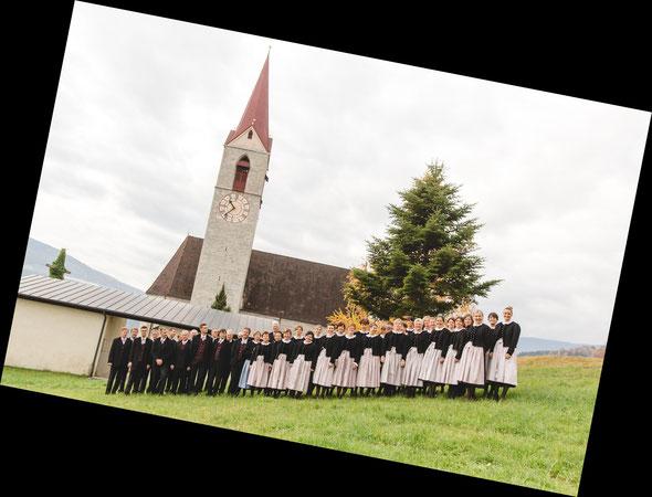 Der Kirchenchor in Pisa:-)