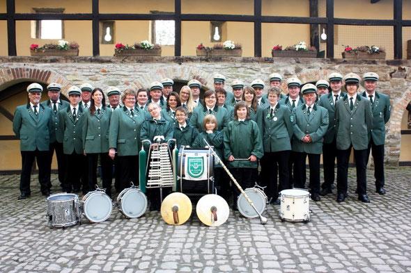Unsere aktiven Mitglieder im Jubiläumsjahr 2012