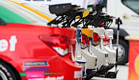 Rennfahrer aus Bad Salzuflen Dennis Bröker Chevrolet Cruze Eurocup 2019 Toyo Tires Oschersleben Pfister-Racing Tourenwagen NATC