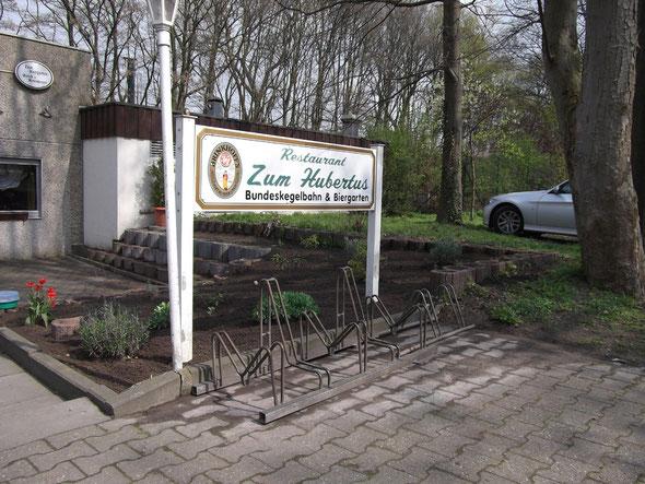 """Ansicht """"Vereinszentrum"""" im April 2012"""