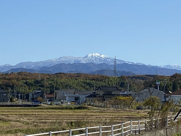 本江町付近で(12時40分頃 撮影)