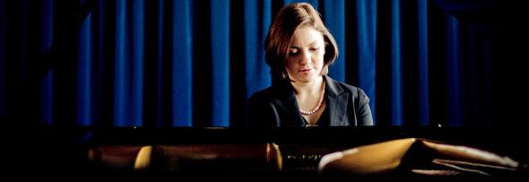 Pianist Anastasiya Zheludkova aus Leipzig, Halle