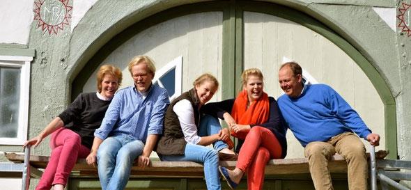 Familie von Laer