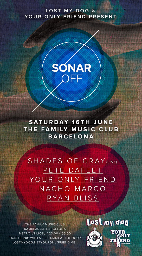 Lost My Dog | Sonar Off 2012