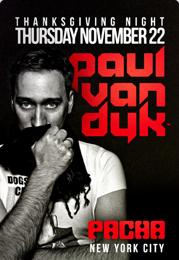 Paul van Dyk | Pacha