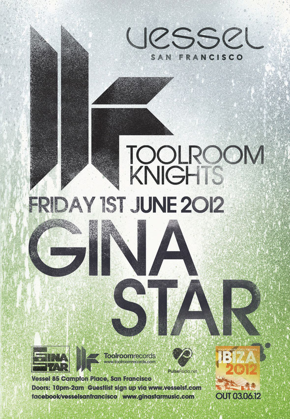 Toolroom Knights | San Francisco