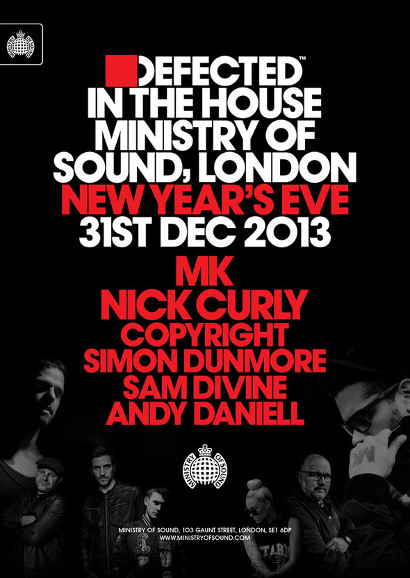 Defected In The House | Ministry of Sound