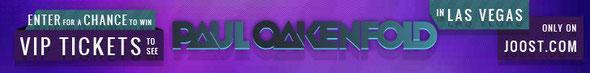 Paul Oakenfold - Joost.com