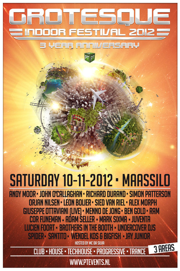 Grotesque Indoor Festival 2012
