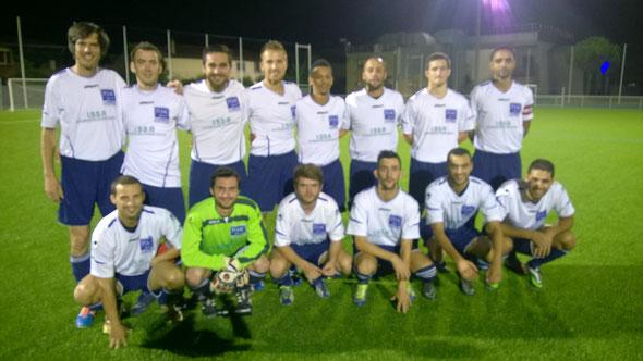 Match contre MOVIDA - Victoire 10 - 1 - 4e tour régional CdF