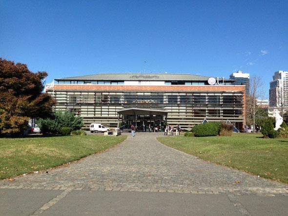 会場となった.キリスト教大学