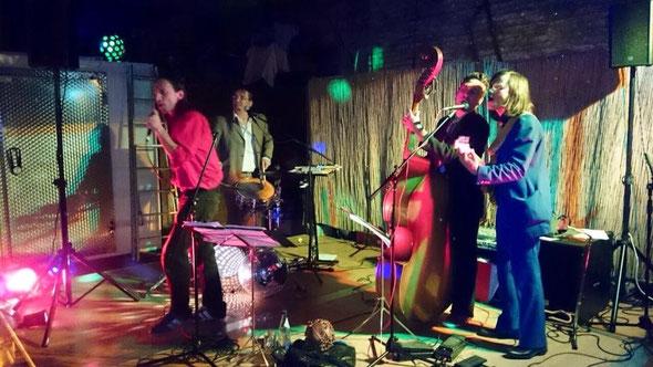 altstadtfest speyer 2014 pferdemetzger stamm band live musik
