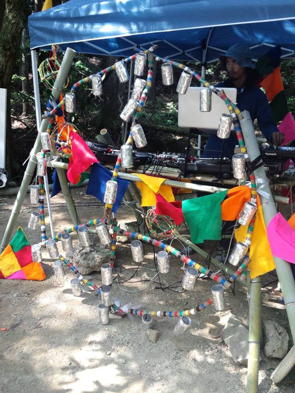 2014/05/31-06/01 Natural Gathering in さんだ @三田アスレチック カナディアン大磯(兵庫三田)