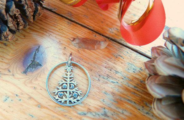Münzsägewerk Katrin Thull | Lettland - Weihnachtsbaum