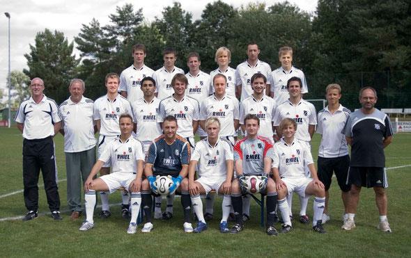 Teamfoto Saison 2008/2009