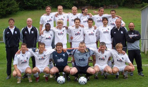 Teamfoto Saison 2005/2006