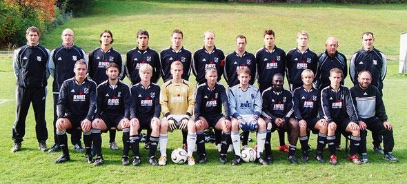 Teamfoto Saison 2006/2007