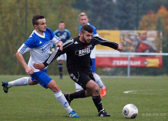 """""""Ein Mann für alle Fälle""""... Am Ball für den FSV Schröck - Bahtiyar Yildiran"""
