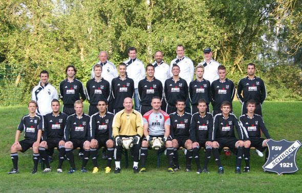 Teamfoto Saison 2010/ 2011