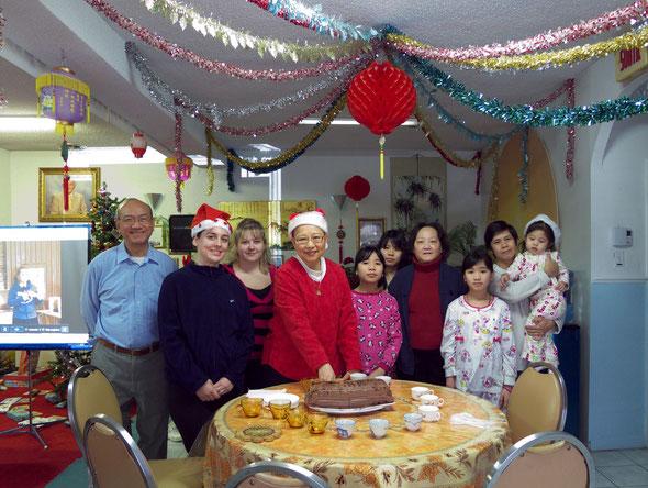 Christmas 2012 in Jolicoeur Center