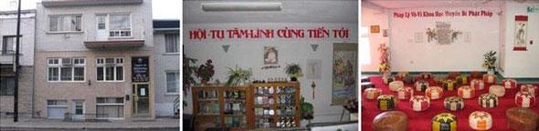Thiền viện Hội Tụ Tâm Linh Cùng Tiến Tới