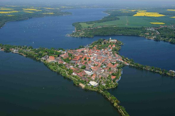 Inselstadt Ratzeburg (Touristinfo)