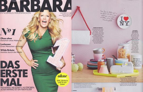 Barbara Ausgabe Nov 2015