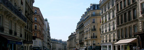 Rue Monge, Paris 5e - Photo LPLT