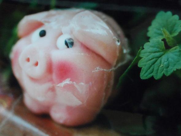 Fiktiver Charakter.. ach, wirklich..?? Ich meine: der Weg eines Schweins.. ist nicht immer ein einfacher.