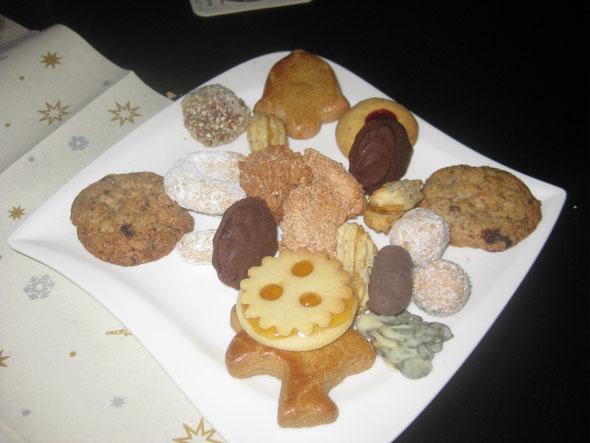 Kekse von Miriam