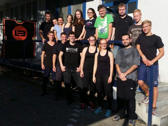 Saisonabschluss der Baden-Liga in der LaserBase Karlsruhe