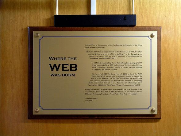 CERN  http://en.wikipedia.org/wiki/CERN