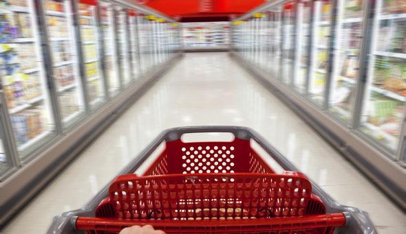 SB-Warenhaus - hypermarket - hypermarché / grande surface