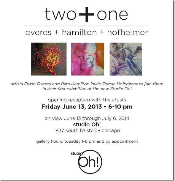 Art Studio Oh!Teresa Hofheimer Pam Hamilton Erwin Overes