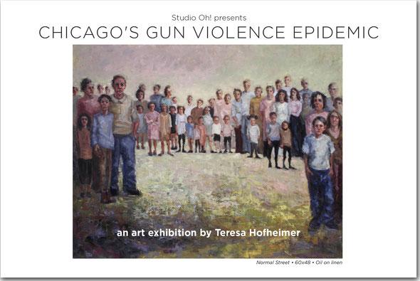 Chicago gun violence Teresa Hofheimer