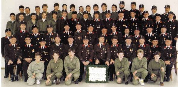 Mannschaft 1992