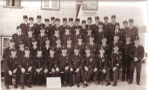 Mannschaft 1973