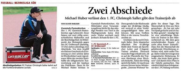 Ga Pa Tagblatt vom 24.05.2014