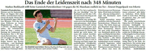 Ga-Pa Tagblatt vom 24.08.2015
