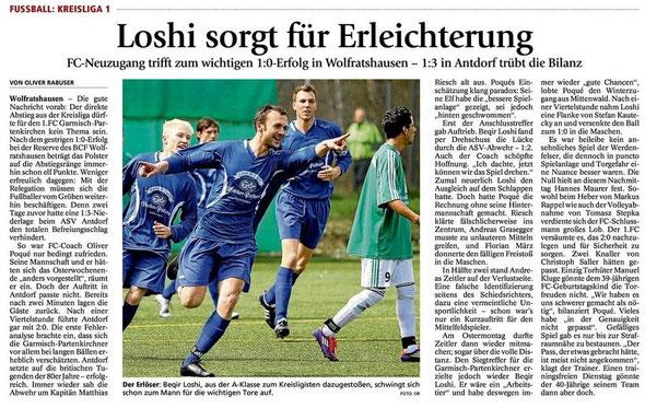 GaPa Tagblatt vom 10.04.2012