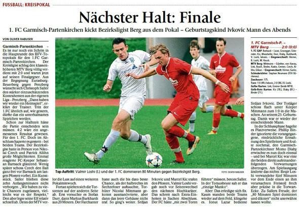 Ga-Pa Tagblatt vom 20.08.2015