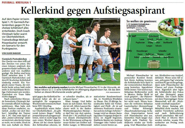 Ga-Pa Tagblatt vom 19.03.2016