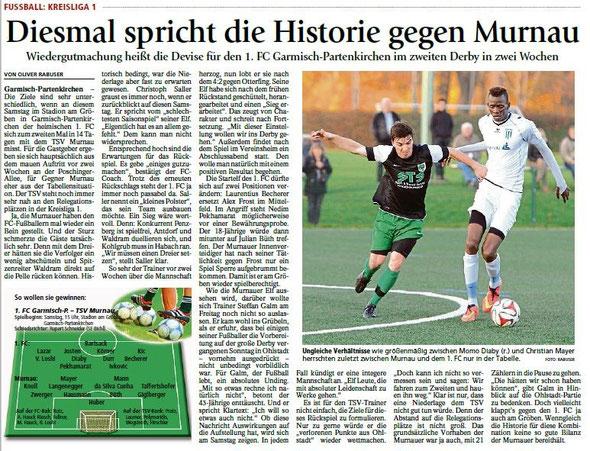 Ga-Pa Tagblatt vom 14.11.2015