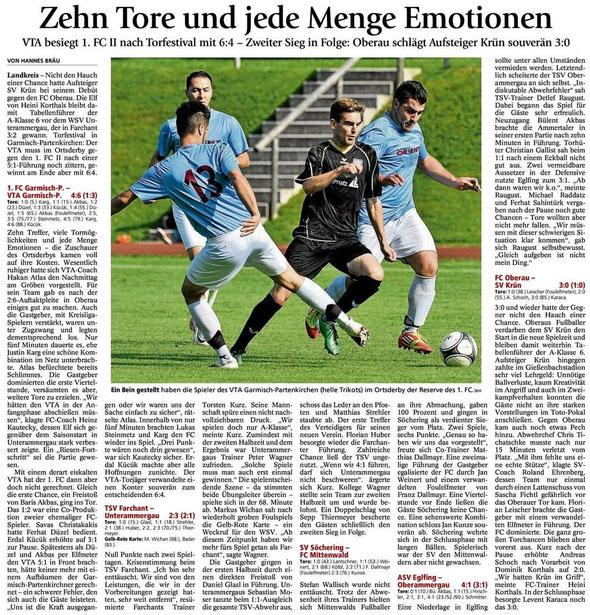 GaPa Tagblatt 13.08.2012