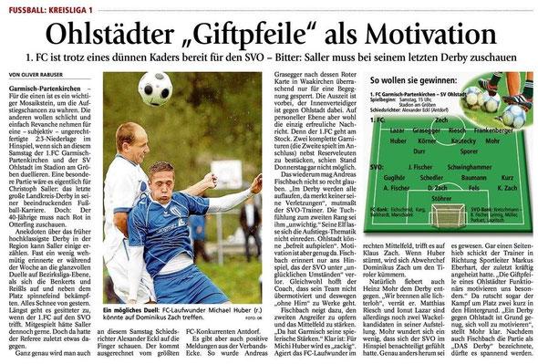 GaPa Tagblatt vom 27.04.2013