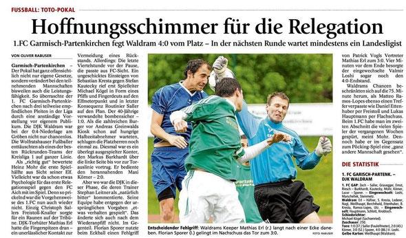 Ga Pa Tagblatt vom 21.05.2013