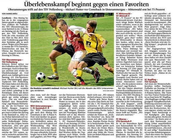 GaPa Tagblatt vom 4.8.2012