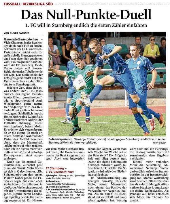 Ga Pa Tagblatt vom 14.09.2013