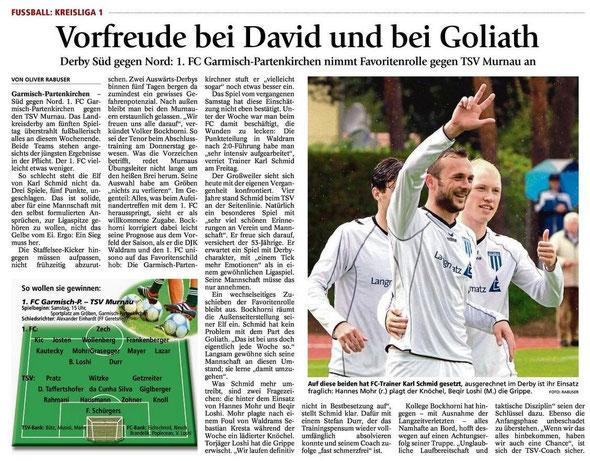 GaPa Tagblatt vom 23.08.2014