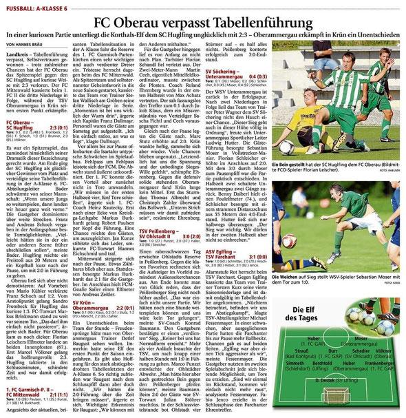 GaPa Tagblatt vom 10.09.2012